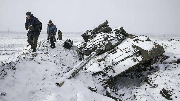 Украина: перемирие наступило не для всех
