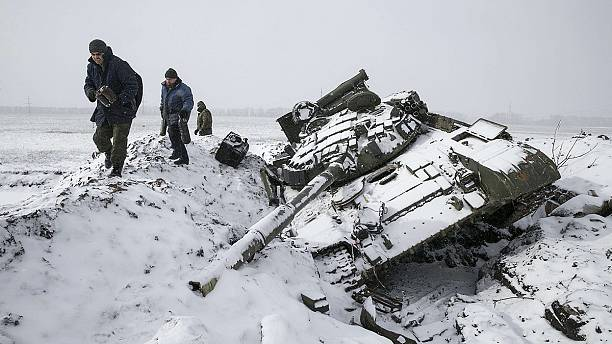 Ukraine forces and pro-Russian rebels trade ceasefire violation claims