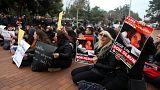 #Özgecaniçinsiyahgiyin: Siyah tepki