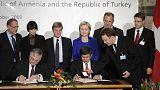 Ermenistan protokolleri geri çekti