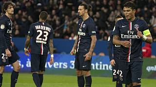 Messi fires another hat-trick while PSG fire a blank