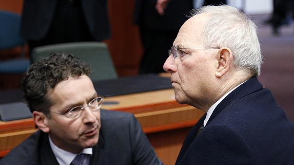El pesimismo ensombrece las negociaciones del Eurogrupo