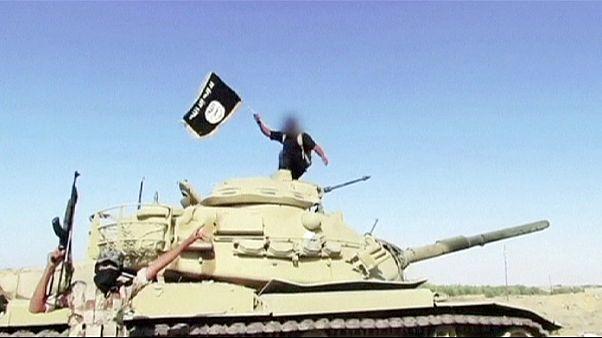 """Наступление группировки """"ИГИЛ"""". Как ответят арабские страны?"""
