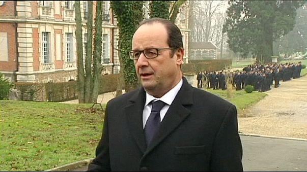 Detenidos cinco menores por la profanación de un cementerio judío en Francia