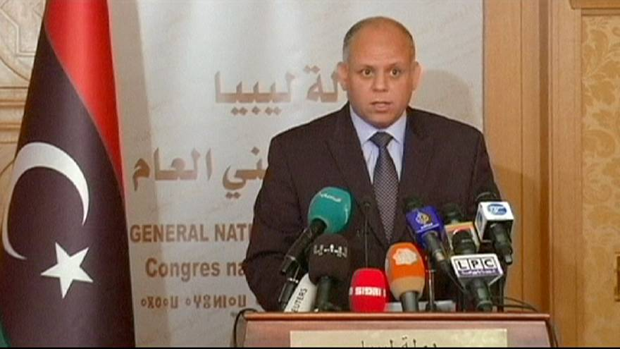 Libya: Tripoli-based parliament condemns Egypt strikes as 'assault on sovereignty'