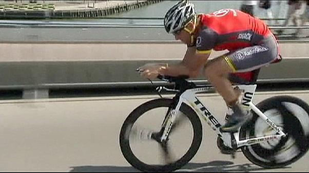Amende record pour Lance Armstrong