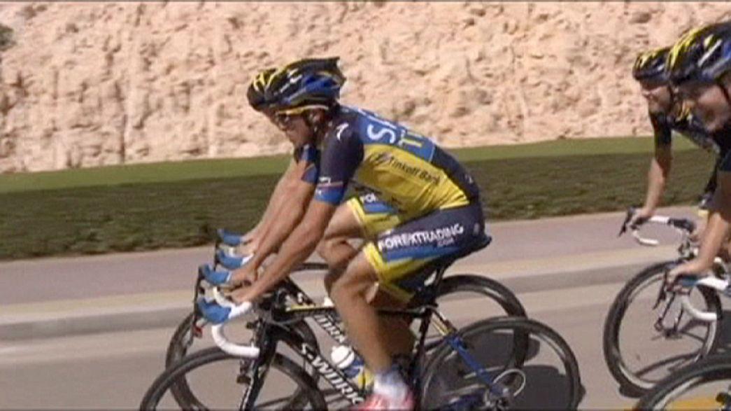 Contador dejará de pedalear en 2016