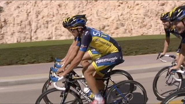 Alberto Contador compte arrêter en 2016
