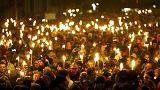 Copenhague : les Danois se rassemblent pour dire non au terrorisme