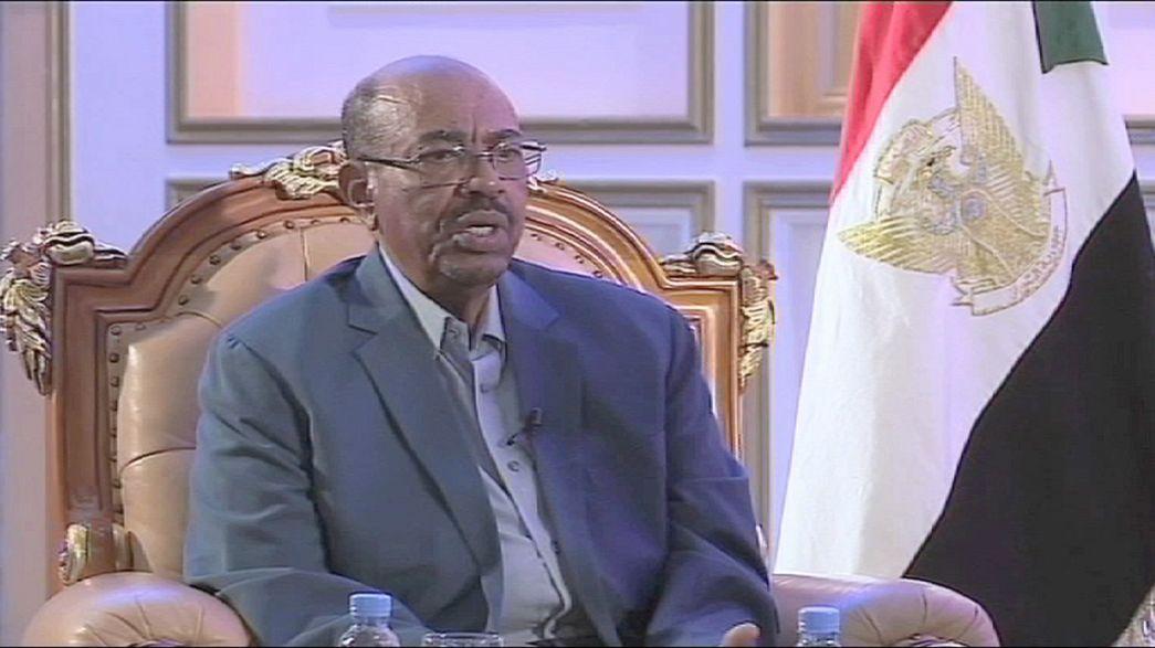 """Sudans Präsident: """"Großer Erfolg"""" im Kampf gegen IS"""