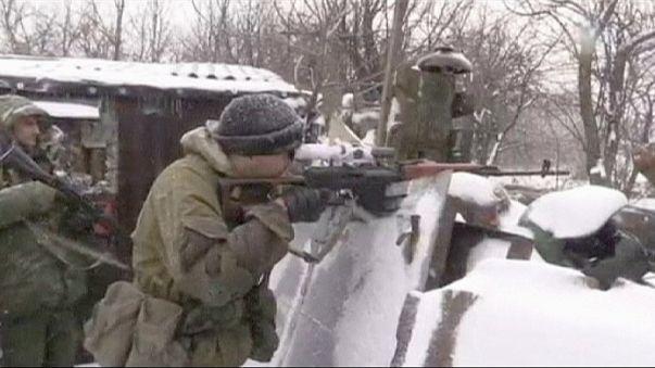 Comienza el plazo de retirada del armamento pesado en Ucrania pero ambos bandos se niegan a iniciarlo