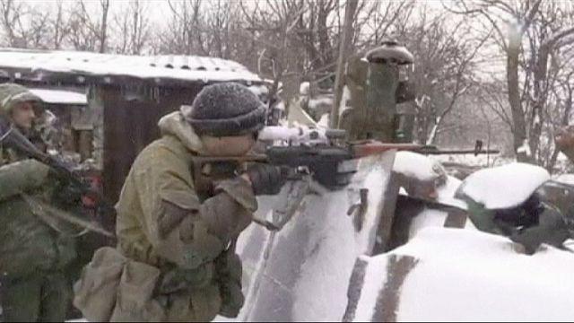 الغرب  يطالب بوقف فوري  للمعارك المتواصلة في شرق أوكرانيا