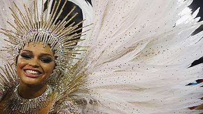 [In pictures] Brazil's world-famous Rio carnival
