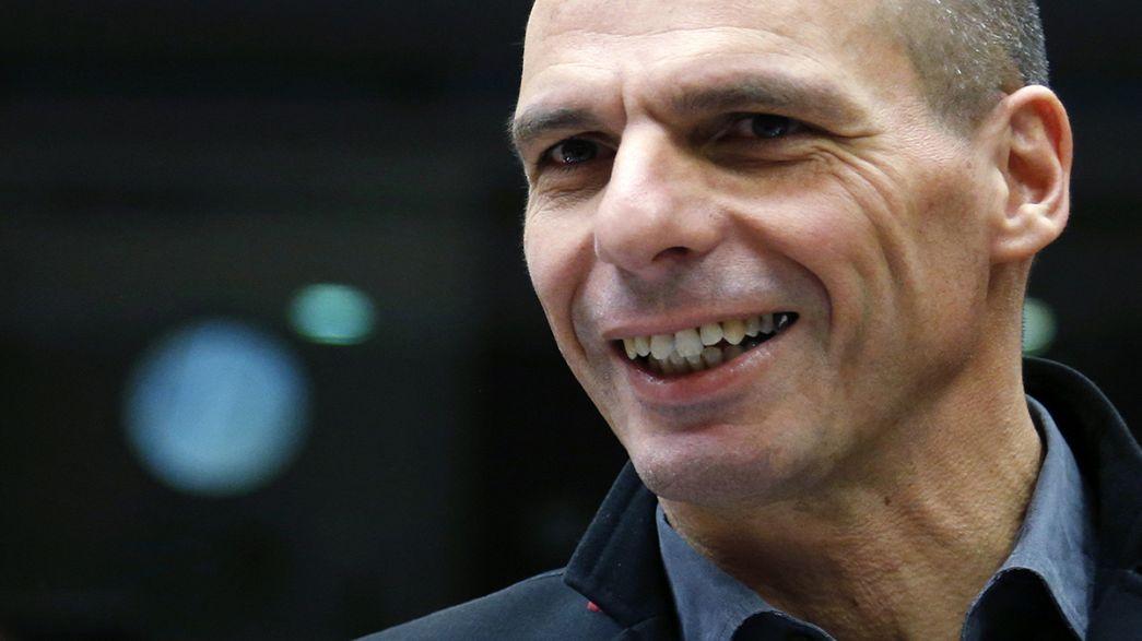 Le ministre grec des Finances veut croire à un accord avec l'Eurogroupe