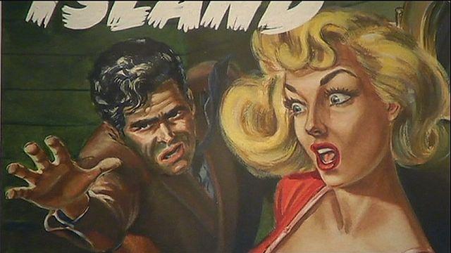 Okos, merész és provokatív - az 1940-es és 50-es évekbeli ausztrál ponyvaregény