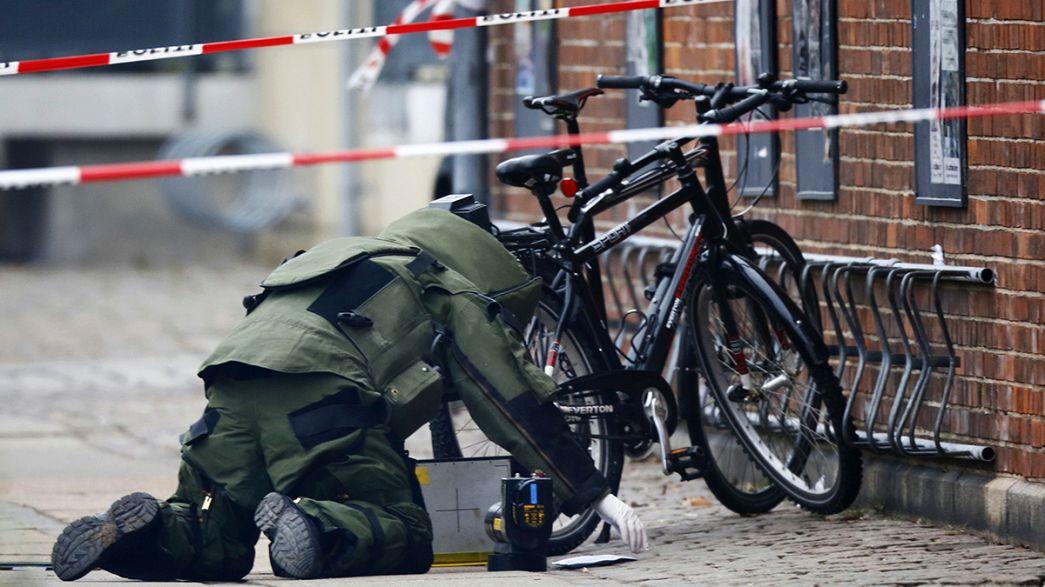 Bombenalarm in Kopenhagen: Neue Absperrungen am Terror-Tatort