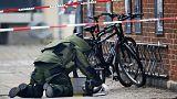 Gyanús csomagot találtak egy koppenhágai kávézónál