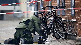 Colis suspect, arrestation... la police danoise sur le qui-vive après les attentats