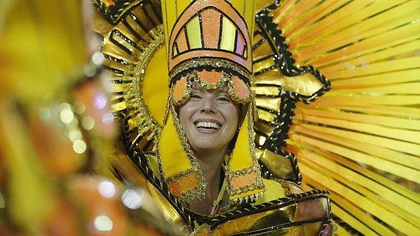 [En images] Mardi gras, dernier jour pour fêter le carnaval