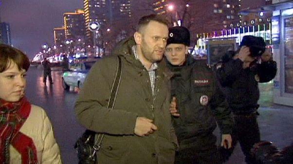 القضاء الروسي يؤكد حكما بالسجن لمدة 3.5 سنوات على أليكسي نافالني