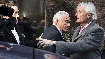 Illegale Sexpartys: Staatsanwalt plädiert auf Freispruch für Strauss-Kahn