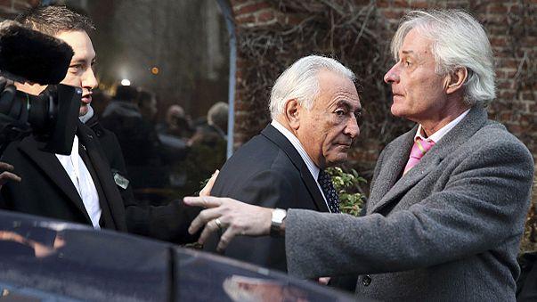 Savcı Dominique Strauss-Kahn'ın beraatını istedi