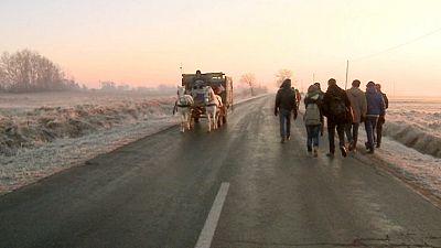 Kosovo: el éxodo de una generación sin futuro