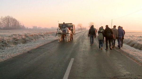 Κόσοβο: Μαζικό κύμα φυγής προς τη βόρεια Ευρώπη - Οδοιπορικό του euronews