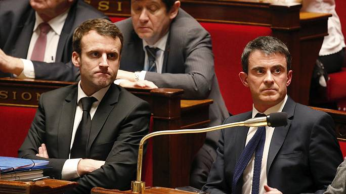 French economic reform bill opposed by rebel Socialist lawmakers