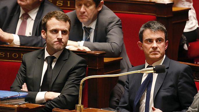 Fransa'da tartışmalı yasa tasarısı için hükümetten alışılmadık atak