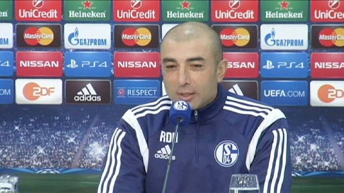 Champions League: Schalke face tough test