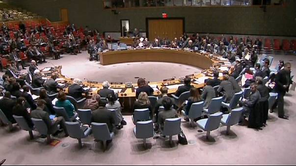 مجلس الأمن يوافق على مشروع القرارالروسي الداعي لوقف العمليات القتالية في شرق أوكرانيا