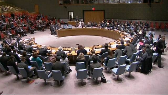 UN adopts Russian-drafted resolution on Ukraine crisis