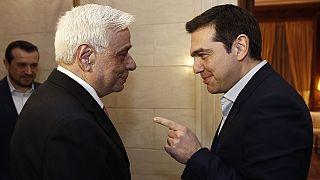 Греция просит о продлении программы кредитования