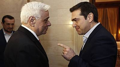 Greece : PM looks set to ask for a six month loan and vote on a new president