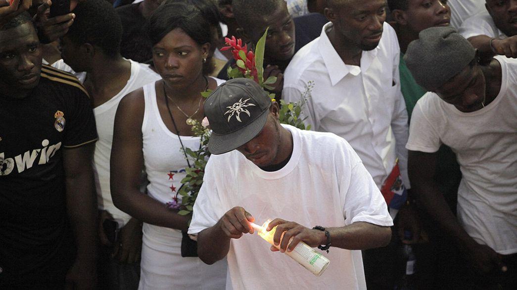 Funeral de Estado el sábado en Haití por las víctimas del carnaval