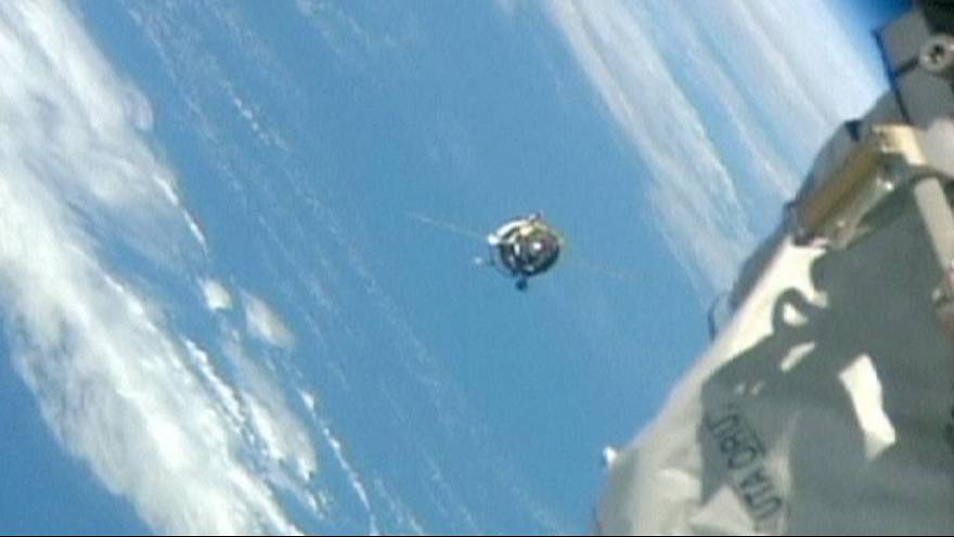 Lancement d'un cargo Progress vers l'ISS