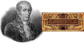 Google Doodle powers tributes to battery pioneer Alessandro Volta