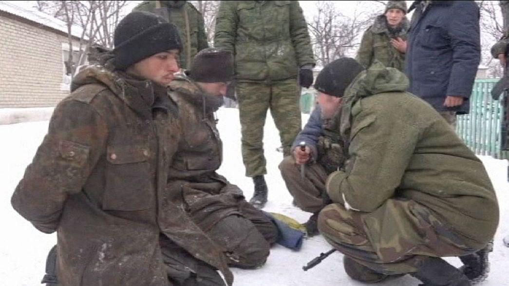 Pro-Kyiv Ukrainian forces pulling out of rebel-held Debaltseve