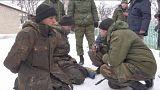 الرئيس الأوكراني يعلن سقوط مدينة ديبالتسيفي بيد الانفصاليين