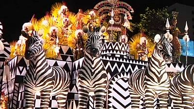 Rio Carnival: samba schools dazzle crowds with spectacular parades – nocomment