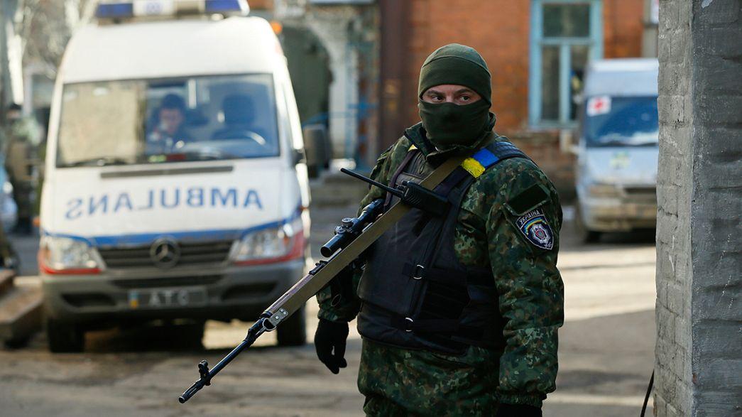 Ucrania: entre esperanzas de paz y escalada militar