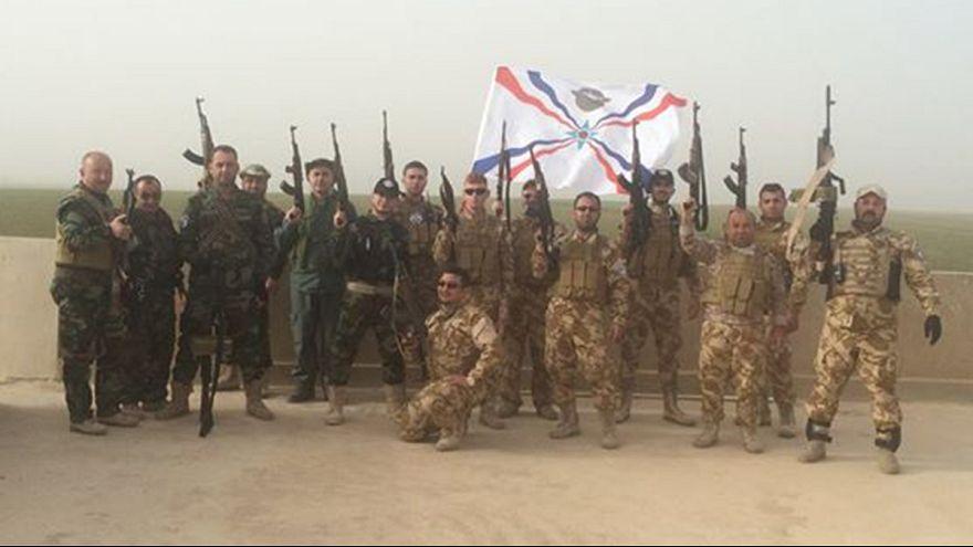 فصيل مسيحي مسلح في شمال العراق يستقطب مقاتلين أجانب