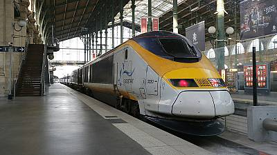 Next stop Marseille for Eurostar