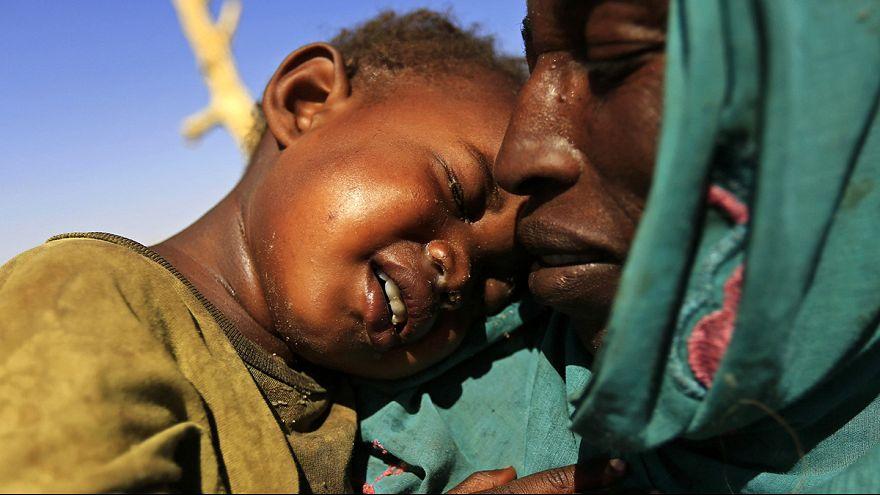 Le Darfour : un génocide de 300 000 victimes.