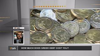 How much does Greek debt cost you?