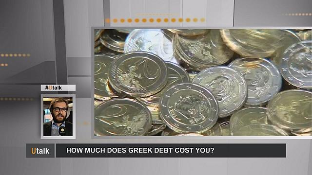 Во сколько вам обходится греческий долг?