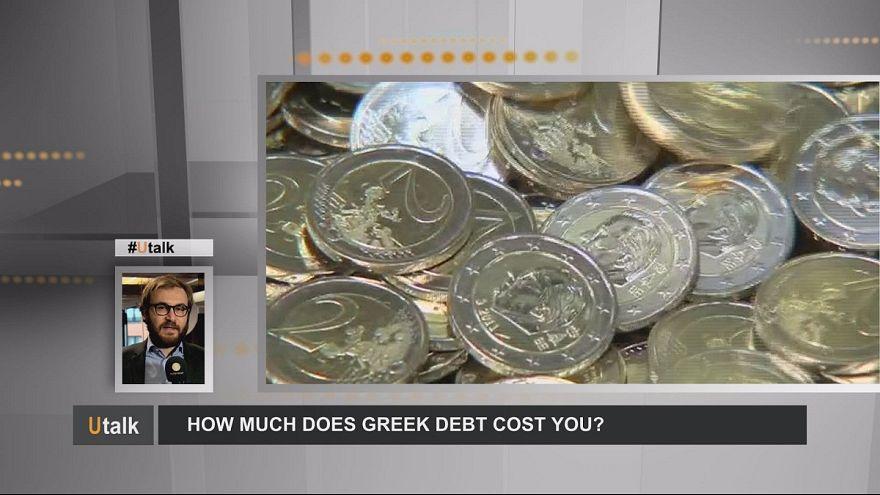Dette grecque : quel coût pour les contribuables européens?