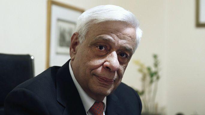 Prokopis Pavlopoulos, président du consensus