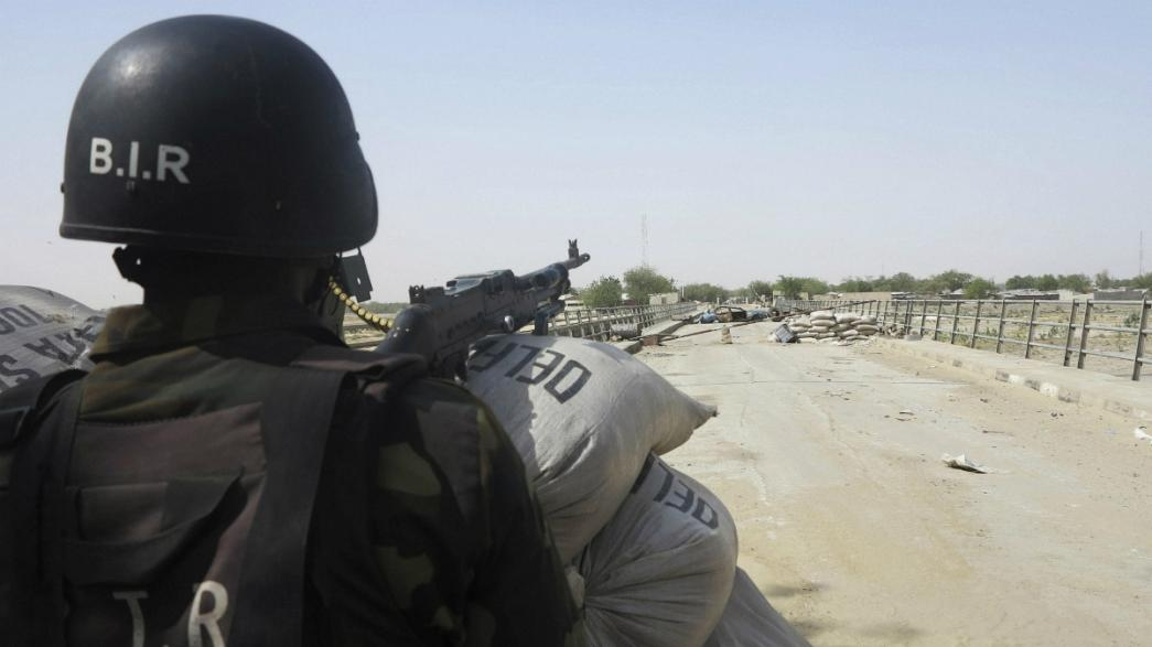 Hundreds of Boko Haram militants killed around northeastern Nigeria